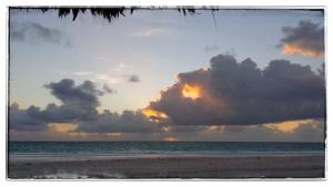 Briland beach sunrise