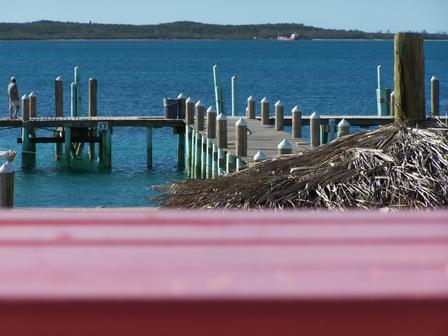 Harbour Island Marina Pink